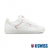 K-SWISS Clean Court II CMF復古運動鞋-女-白/玫瑰金