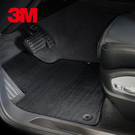 3M安美車墊 Toyota Altis (2019/03~) 12代 適用/專用車款 (黑色/三片式)