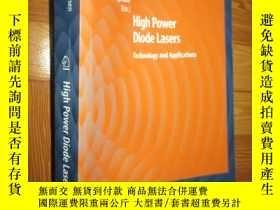 二手書博民逛書店High罕見Power Diode Lasers: Techno