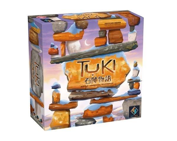 『高雄龐奇桌遊』石陣物語 TUKI 繁體中文版 正版桌上遊戲專賣店