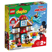LEGO樂高 得寶系列 10889 Mickey's Vacation House 積木 玩具