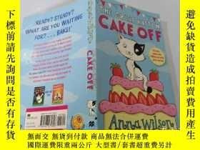 二手書博民逛書店The罕見Great Kitten Cake Off:偉大的小貓 糕Y200392