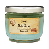 Sabon 身體磨砂21.2oz,600g Lemon Mint~