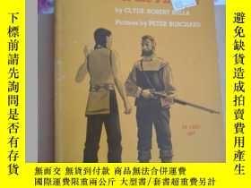 二手書博民逛書店squanto罕見friend of the Pilgrims【