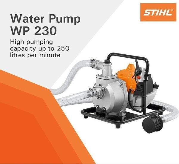 """[ 家事達] 德國 STIHL 2.1HP 抽水泵浦-1.5"""" 抽水馬達 抽水機"""