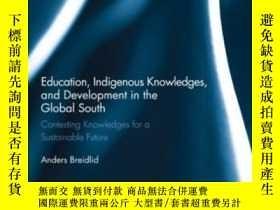 二手書博民逛書店Education罕見Indigenous Knowledges