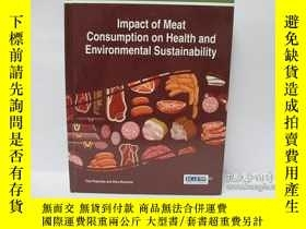 二手書博民逛書店impact罕見of meat consumption on h