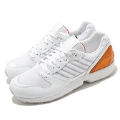 adidas 休閒鞋 ZX 5000 THE U 白 橘綠 邁阿密大學 颶風隊聯名 男鞋 愛迪達【ACS】 FZ4416