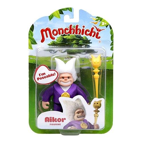 《 Monchhichi 夢奇奇 》人偶公仔 - Aikor╭★ JOYBUS玩具百貨