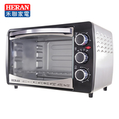 [HERAN 禾聯]20公升 三旋鈕家用型電烤箱 HEO-2001SGH