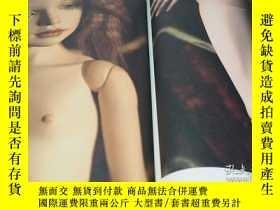 二手書博民逛書店YOSHIDA罕見STYLE BALL JOINTED DOLL MAKING GUIDE book Japane