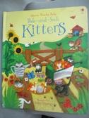 【書寶二手書T4/少年童書_NFQ】Hide and Seek Kittens_Fiona Watt