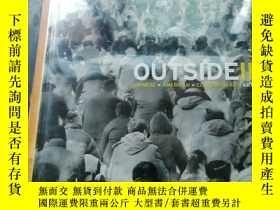 二手書博民逛書店Outside罕見In: Chinese X American X Contemporary ArtY2739