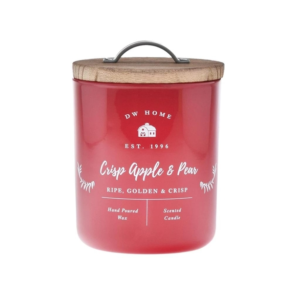 DW HOME 蘋果脆梨 8.5oz Crisp Apple & Pear 香氛蠟燭 FARMHOUSE 系列