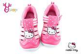 Hello kitty 休閒鞋 女童 中小童 MIT涼鞋 運動鞋 G7996#桃紅◆OSOME奧森童鞋