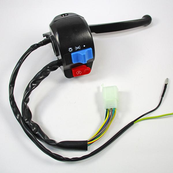 剎車把手 多功能開關 右 遠近燈 大燈 方向燈 喇叭 啟動 【康騏電動車】電動車