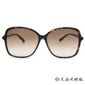 GUCCI 墨鏡 GG0546SK (玳瑁) 微蝶形款 修飾 太陽眼鏡 久必大眼鏡