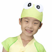 ★奧可那★ 大眼蛙造型帽