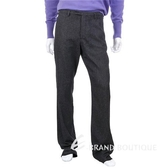 KENZO 斜織紋西裝褲(深灰色) 0550148-06