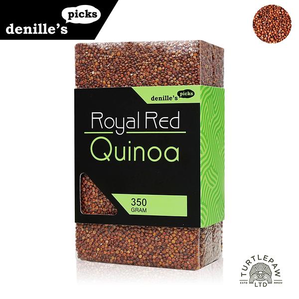 【Denille's Picks】紅藜麥QUINOA1包 (350公克)