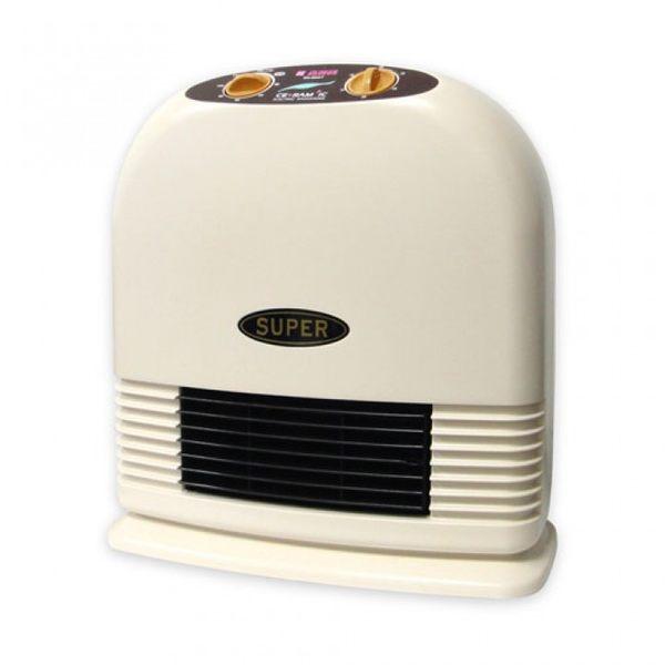 【嘉麗寶】陶瓷定時電暖器 SN-869T