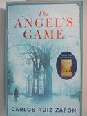 【書寶二手書T4/原文小說_DT3】The Angel s Game_Carlos Ruiz Zafon