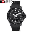 TISSOT SEASTAR陶瓷錶圈 P...
