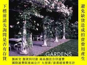 二手書博民逛書店Gardens罕見Private & PersonalY255562 Nancy D'oenc