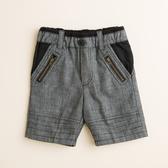 【金安德森】KA拉鍊裝飾口袋短褲