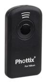 呈現攝影-德國Phottix IR REMOTE 紅外線遙控器 無線遙控器 for NIKON 似ML-L3