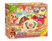 【京之物語】日本正版Anpanman麵包超人拉麵玩具 煮麵 家家酒 兒童玩具-預購商品