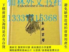 二手書博民逛書店【罕見】1914年出版Annals and Memoirs of