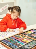 繪畫用品 兒童水彩筆套裝初學者可擦可水洗幼兒園寶寶學生畫畫手繪彩色筆繪畫【聖誕節】