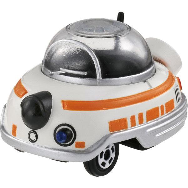 TOMICA STAR CARS多美星際大戰夢幻車SC-09星戰車BB-8 84189多美小汽車