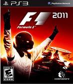 PS3 F1 2011 一級方程式賽車 2011(美版代購)