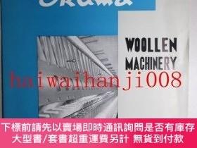 二手書博民逛書店Okuma罕見WOOLLEN MACHINERYY465018 OKUMA MACHINERY WORKS,L