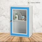 【米朵Miduo】1.4尺壓克力單門塑鋼浴室櫃 防水塑鋼家具