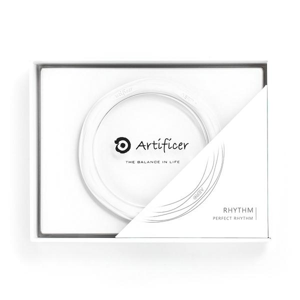 【Artificer】Rhythm 健康運動手環 - 白