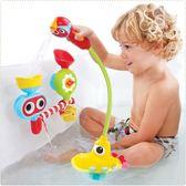 以色列 Yookidoo 戲水玩具-大眼瀑布蓮蓬頭套組/洗澡玩具/麗兒采家
