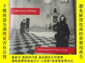 二手書博民逛書店Virtually罕見Jewish: Reinventing J