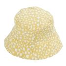 比利時 Trixie 有機棉遮陽帽/童帽~金黃起司(48|50|52cm)