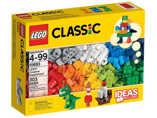 樂高LEGO CLASSIC 創意桶 10693 TOYeGO 玩具e哥