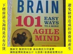 二手書博民逛書店Super罕見Brain: 101 Easy Ways to a