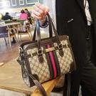 手提包 側背包新款潮 大氣時尚ins百搭單肩手提女包 流行女士斜挎包潮 店慶降價