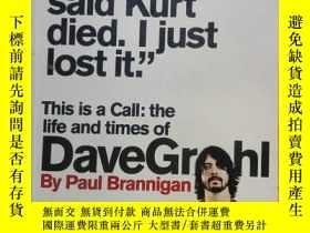 二手書博民逛書店This罕見is aCall:the life and times of By Paul Brigan(這就是保羅