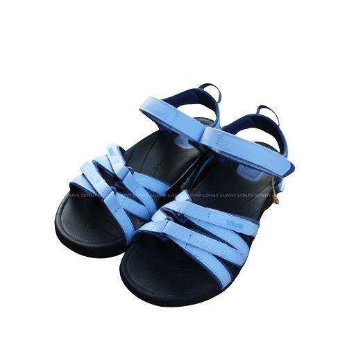 (C5)TEVA Tirra 女 水陸兩用鞋 運動涼鞋 雨鞋 水鞋 耐磨蜘蛛大底 TV4266CBRB 牛仔藍 [陽光樂活]