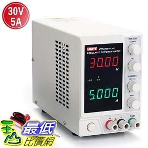 [9美國直購] 線性穩壓電源 110V- 240V Benchtop Power Supply, 30V 5A 數顯可調直流穩壓電源 Linear Power