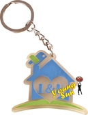 宣傳利器宣傳利器造型鑰匙圈 客製化鑰匙圈 送禮好物 婚禮小物 個性鑰匙圈 廣告文宣 贈品