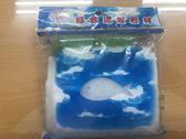 漁袋寶 60L~130L外掛專用 綜合過濾包 4入裝 外掛管棉+白棉+生化棉+活性碳包 濾材包