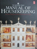【書寶二手書T5/原文書_JX7】Manual of Housekeeping